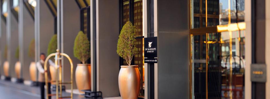 Kuwait Marriott Hotels